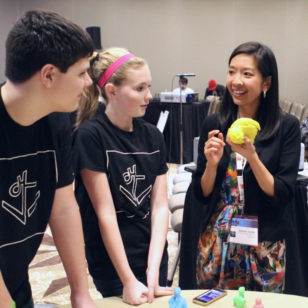 SxSWedu Tech Summit: Perryville Middle Schools' 3D Printing Micro-Shop