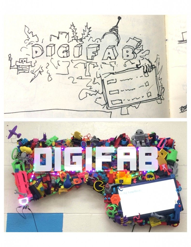 Digifab Before + After