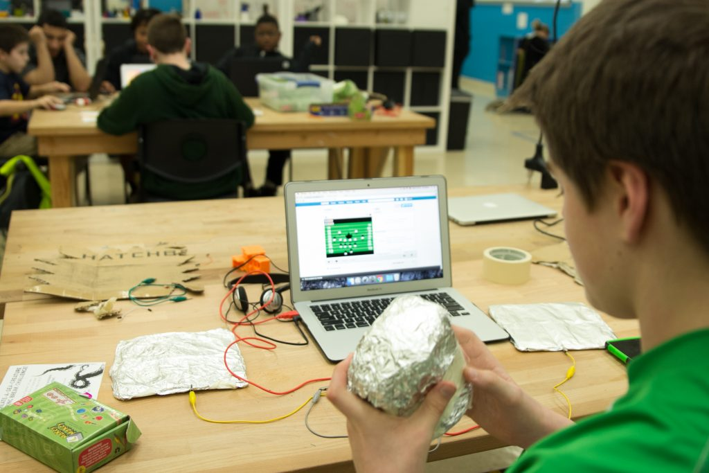 IGforED MakeyMakey 1