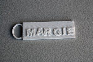 Margie-keychain