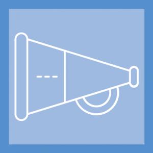 Communication Badge Icon