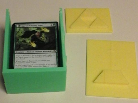 Northumberland Makers: 3D Printed Deck Boxes